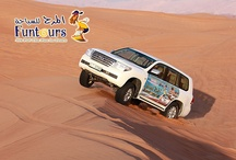 Funtours | Desert Safari Dubai