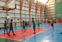 "Equipo infantil ""Club Baloncesto Cuarte"""