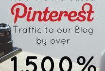 Pinterest / Pinterest traffic, tips, tricks, advice. Get traffic from Pinterest.