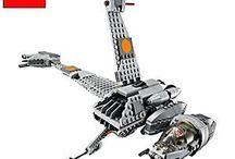 Entdecke LEGO Star Wars! / Hier werden alle LEGO Star Wars Sets gepostet! Wahre Krieg der Sterne Fans kommen hier voll auf ihre Kosten!