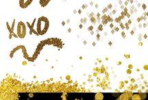 GOLD FOIL TEXTURES & BUNDLES