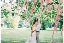 Biene Hochzeit