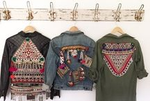 My Boho Jacket Collection