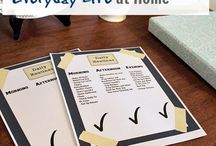 For the Home - Organization / by Amy E Adkins