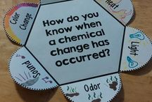 Chemical-physical changes