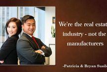 Bryan and Patricia Susilo - Real Estate Agent