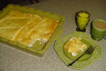 recipes / by Kathy Pfarr Dunklee