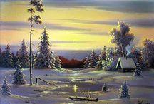 Zimna krajina - video