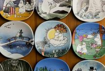 Moomin, Sesame street & Studio Ghibli