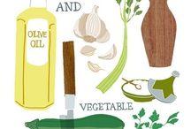 Illustration | Food