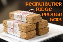 Protein bars / by Jenny George Burggraf