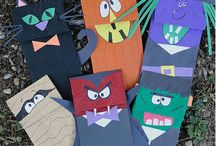 Spooky Craft for the Classroom