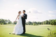 Photo Inspiration {Golf-Wedding}