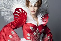 Sequin & Feather Inspirations / Where I find inspiration and ideas for new costumes.