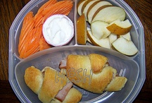 lunchbox ideas / by Amber Chapman