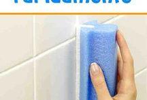 limpia azulejos