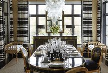Inspired | Dining Rooms / Exceptionally stylish dining room ideas