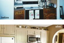 Kitchen / by Betsy Welch
