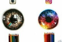 creative draws from people