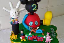 Ideias de bolos