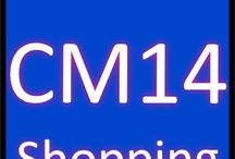 CM14 Shopping / Sales CM14 Postcode district Brentwood
