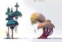 Trees / Draw
