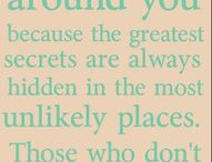 favorite quotes / by Robin Beban