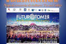 IL TECLA A FUTURO REMOTO / Il Tecla partecipa a Futuro Remoto - 15 - 19 ottobre in piazza Plebiscito!!!! Vi aspettiamo