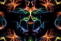 рисунки симметрии собственные