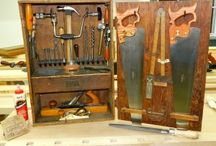 Woodworking / Woodworking ideas, focused on hand tools and Medieval & Renaissance ways of working