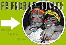 FRIENDSHIP board / FREE BOARD- Invite yours friends if you like
