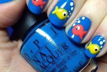 nail art design #kids