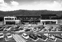 Garza Mercado- Blanco y negro / Proyectos realizados por GM Capital, retratados en blanco y negro para apreciar todos los detalles de cada uno de ellos.