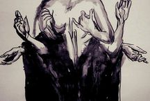 My favorite Ink Artworks / Ink Illustrations,Ink Artwork,Pointilism,Geometric Art,Vintage,Old school Art,Detail Art