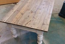 Wood top for island