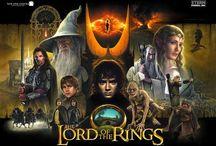 Tolkien / by Alyssa Parkinson