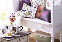 Decorating Inspiration / by Laurie Hessler
