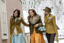 """Outlet Autumn-Winter 2015/16 Susanne Spatt / Susanne Spatt Outlet collection Autumn/Winter 2015/16 - ,,Winterdream"""" To buy at Aigner Strasse 32, 5026 Salzburg www.susanne-spatt.com"""