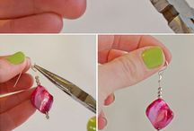 Making Earrings