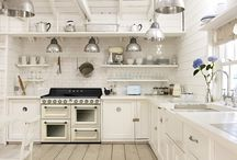 Summerhouse  kitchen