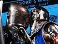 Japan Armored Battle League / Japan's full steel, full contact medieval sports combat league! Bringing medieval tournament into modern Japan.