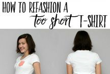 Re-think Your Re-fashion