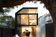 Arquitectura y diseño / by Florencia Mougan