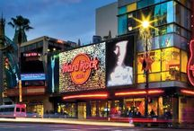 Hard Rock Cafes / by thesteno