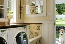 Laundry Rm ideas / by Toni Kaiser
