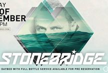 StoneBridge 2014 / 1pm to 7pm: StoneBridge at Cocoon Beach Club. No Cover Charge:  VIP Cabana and Daybeds with full bottle service available .email reservations@cocoon-beach.com to secure your spot. Moreinfo : http://on.fb.me/1lvekhO