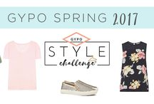GYPO Style Challenge | Spring 2017 / This board is for participants of the Spring 2017 GYPO Style Challenge.