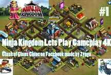 Ninja Kingdom Lets Play