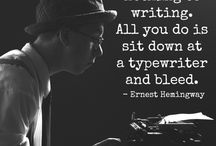 Inspirational Quotes... / Quotes, poetry and things...