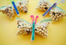 Kids snacks / by Chelsea Elam